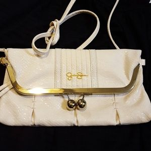 Jessica Simpson shoulder purse